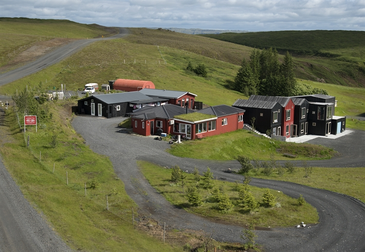 Hrifunes Guesthouse Iceland